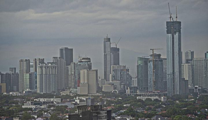 Terungkap!! Ini Dia Dugaan Penyebab Suara Dentuman di Jakarta