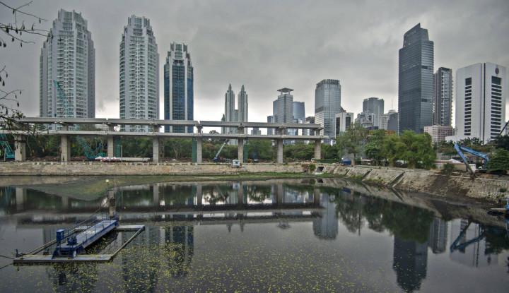 Gak Main-main, DKI Siapkan Air Limbah Jadi Air Bersih untuk Warganya