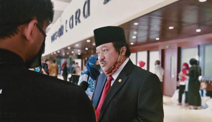 Tanggapi Survei SMRC, Golkar Dukung Jokowi Tolak Jabatan 3 Periode