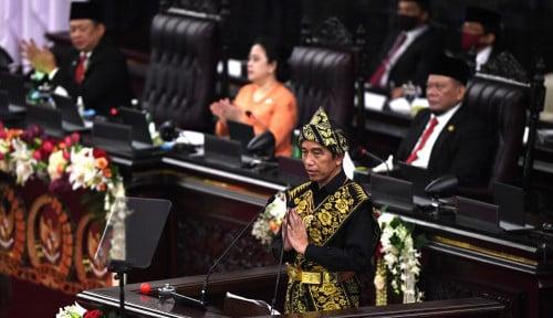 Allahu Akbar, Pak Jokowi Bilang Tahun 2021 Masih Dihantui...