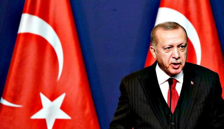 Erdogan Berpesan ke Putin: Israel Harus Diberi Pelajaran!