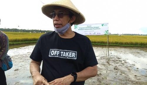Dompet Dhuafa Siapkan Penanaman 1.000 Hektar Sawah Produktif