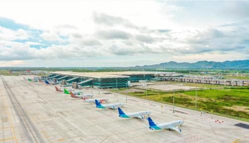 Mantap! PTPP Selesaikan New Yogyakarta International Airport