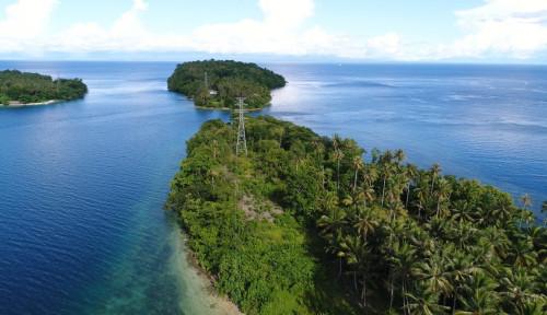 Hore! PLN Bisa Listriki Pulau Meti, Maluku Berkat Tower Ini