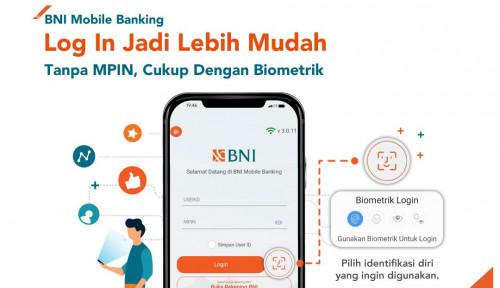BNI Mobile Banking Jadi Aplikasi Mobile Terbaik Bank Nasional