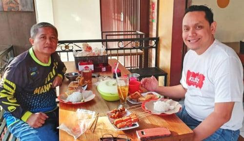 Foto Masbukhin Dorong Korban PHK Jadi Pebisnis Kuliner