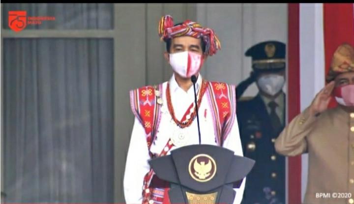 Jokowi Minta Kepala Daerah Jangan Asal-asalan Ambil Keputusan saat Tangani Covid-19