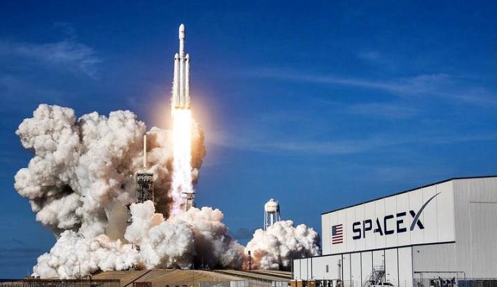 Peluncuran SpaceX, Apa Kegiatan Astronautnya di Stasiun Antariksa?
