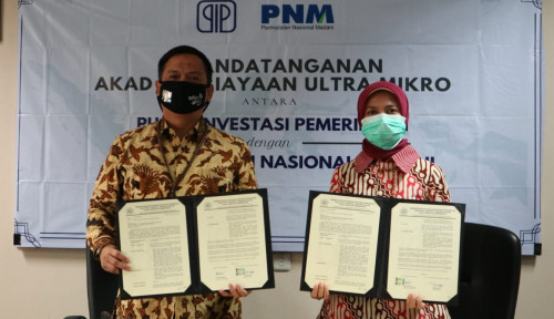 Dongkrak Usaha Mikro, PIP Kucurkan Rp1,2 T ke PNM