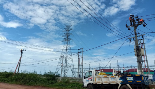 Usai Dihantam Badai Seroja NTT, PLN Bangun 3 Tower Listrik Permanen