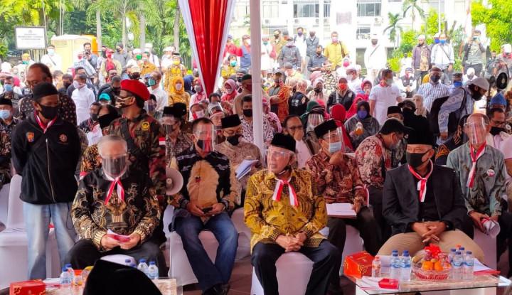 KAMI Dijegal di Surabaya, Pengamat Bilang: Jangan Merasa Jagoan