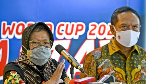 PDIP Mau Pasang Foto Risma di APK Eri-Armuji, KPU Langsung Kasih Restu