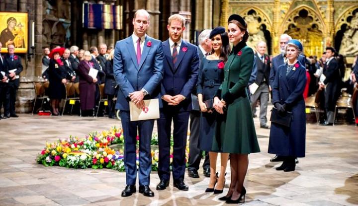 Bukan Isapan Jempol, Family Peacemaker Keluarga Kerajaan Inggris Benar Melekat di Orang Ini