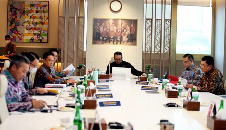 Bank Mandiri Salurkan Kredit Rp26,9 T dari Kantong Pemerintah
