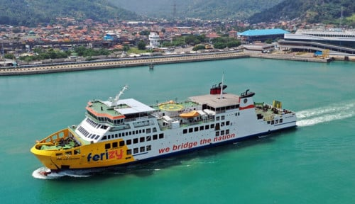 Butuh Pendanaan ASDP Bakal Melantai di Bursa Saham Tahun Depan