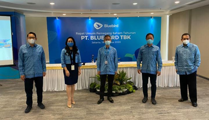 Blue Bird Tetapkan Eko Yuliantoro sebagai Direktur Keuangan Baru