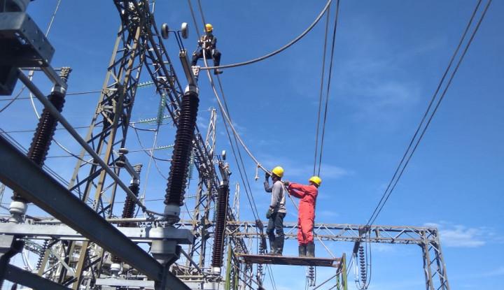 PLN Alirkan Listrik di Tujuh Desa Kabupaten Sinjai Sulsel