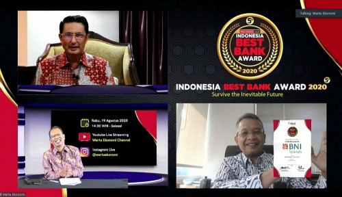 BNI Syariah Raih Penghargaan Indonesia Best Bank Award dari WE