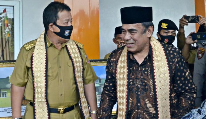 Menag Islamophobia, Fadli Zon: Pak Jokowi Ganti Saja Fachrul Razi