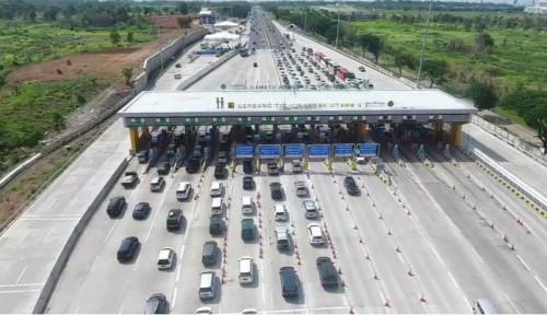 Libur Panjang, 460 Ribu Kendaraan Tinggalkan Jakarta