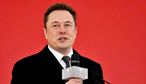 Nyalinya Tinggi! Elon Musk Bilang Tesla Bakal Jadi Perusahaan Terbesar di Dunia Lampaui Apple
