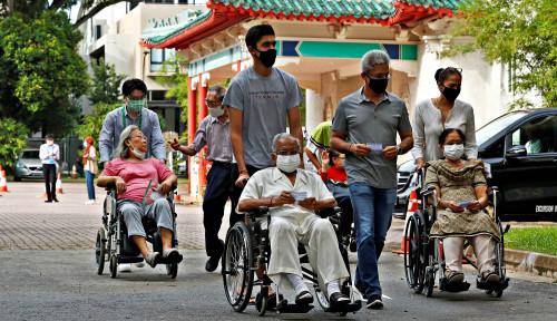 Gegara Kebijakan Sebelumnya, Pakar Kesehatan Teriak Minta Singapura Genjot Vaksinasi