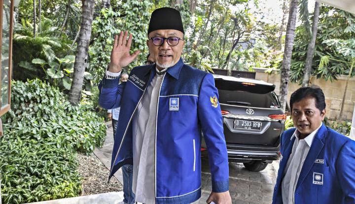 Reshuffle Kian Santer, PAN Sesumbar Punya Banyak Kader Terbaik, Mupeng Banget Nih