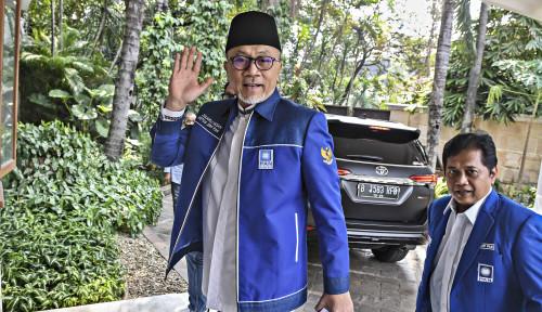 Soal Pemilihan Presiden 2024, PAN Mengaku Keputusan Ditangan Ketua Umum