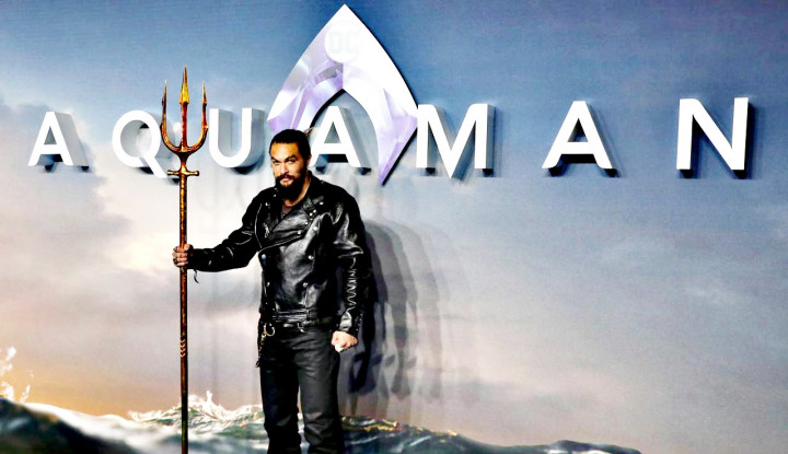Film Raup Lebih dari USD1,1 Miliar, Sekuel Aquaman Tetap Ditukangi Sutradara Lama