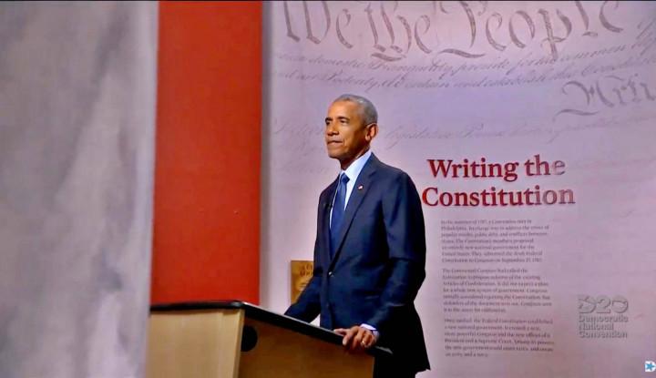 Masuk Masa Krusial, Barack Obama Kerja Keras Menangkan Joe Biden