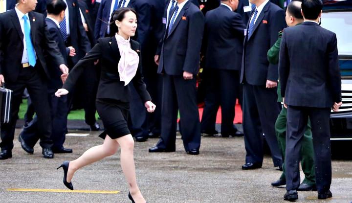 Adik Kim Jong-un Olok-olok Amerika-Korsel: Langkah Ini Merusak
