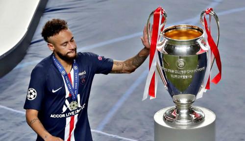 Neymar Dikabarkan Positif Covid-19