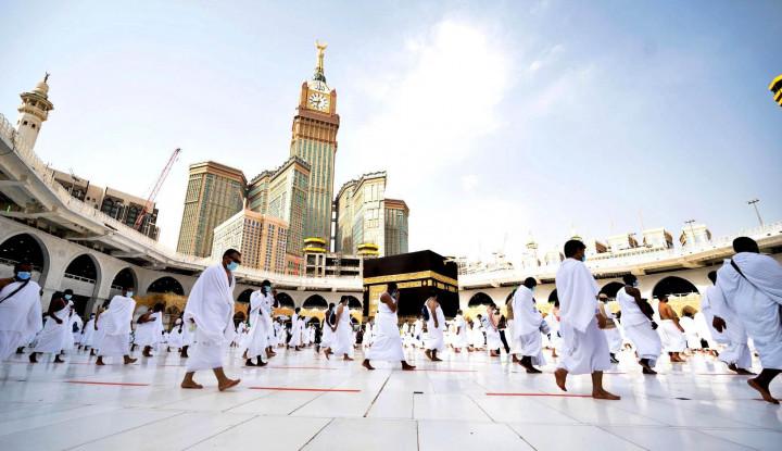 Ada Harapan Jemaah Indonesia Bisa ke Tanah Suci, Satgas: Pastikan Diri Sendiri Sehat dan Aman