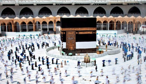 10 Hari Terakhir Ramadan, Jumlah Jemaah Masjidil Haram Diramalkan Meningkat