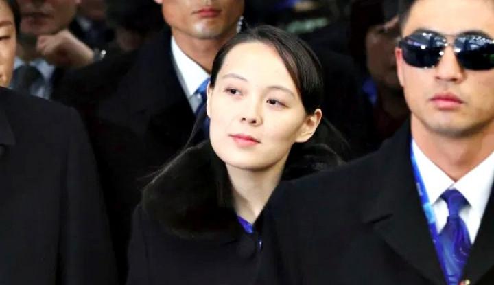 Adik Bungsu Kim Jong-un Lemparkan Peringatan Keras ke Korsel setelah Tahu...