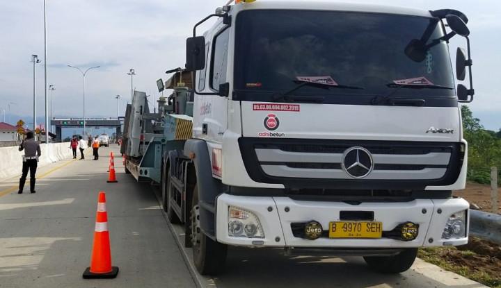 Baru Diresmikan Jokowi, Jalan Tol di Aceh Telan Korban Jiwa