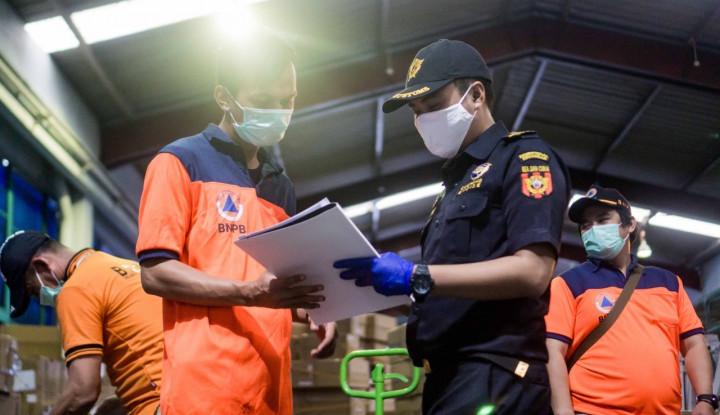 Bea Cukai Sosialisasikan 2 Peraturan Pendukung National Logistic Ecosystem