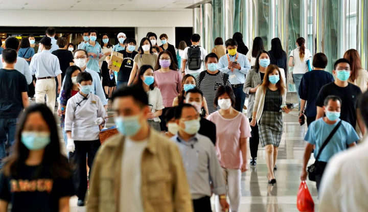 Legislator Pro-Demokrasi Hong Kong Ramai-ramai Lepas Jabatan, Ini Alasannya...
