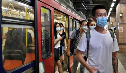 Pecah Gelombang Keempat, Hong Kong Di-lockdown