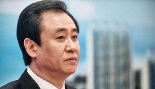 Foto Pendiri Evergrande, Hui Ka Yan Bakal Tetap Jadi Miliuner Meski Perusahaannya Bangkrut karena Utang