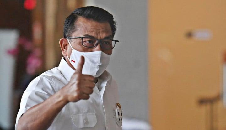 Ditolak Yasonna, Panggung Moeldoko Masih Eksis, Rupanya Karena Jabatan Baru