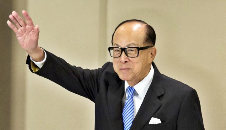Foto Berita Miliarder Hong Kong Li Ka-shing Bidik Startup Indonesia sebagai Target Investasi