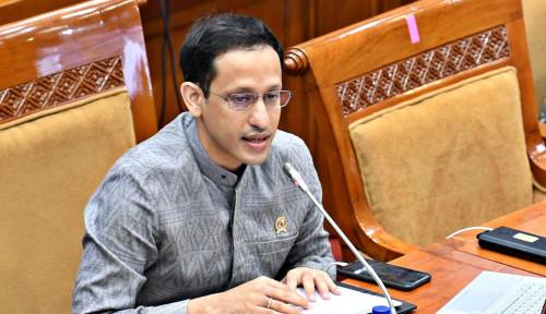 Foto Ditanya Soal Hal Paling Mengejutkan Selama Jadi Menteri, Nadiem Makarim Bilang ....
