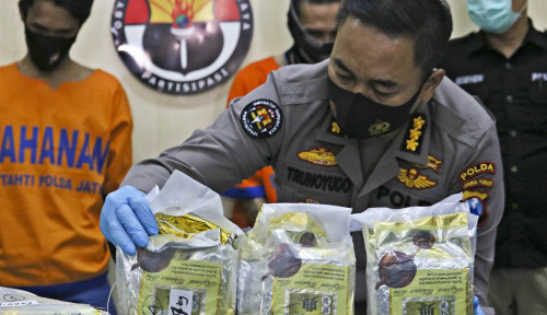 Oknum Polri Jadi Pengedar Narkoba, BNN: Tembak Mati Saja!