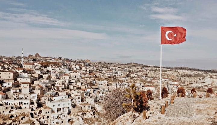 Lacak Perbatasan Sepanjang 911 Km di Suriah, Erdogan Jumpai 24 Pangkalan Milik AS