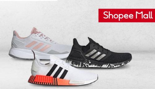 Adidas Bagikan Sneakers Gratis?