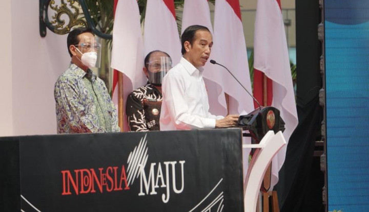 Jinakkan Inflasi, Ini Lima Jurus Jokowi