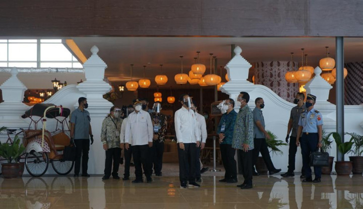 Ada isu Kalau Jokowi Diam-diam Mudik Lebaran, Benar Gak Sih?