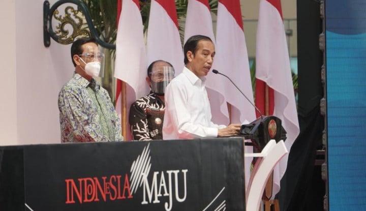 Politisi Demokrat Mimpi Jokowi dan Mahfud MD Terinfeksi Covid-19