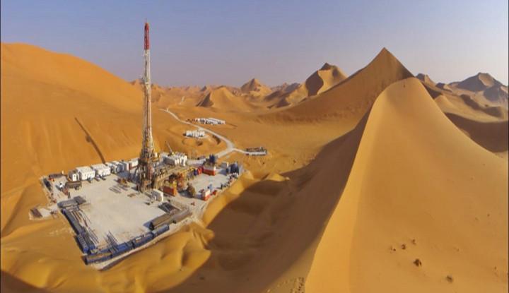 Pertamina Selesaikan Pemboran Pengembangan Fase 4 di Blok Algeria
